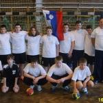 Starejši dečki RK Pomurje osvojili drugo mesto na turnirju v Monoštru