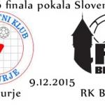 1/16 finala pokala Slovenije 2015