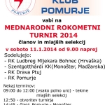 Mednarodni rokometni turnir 2014